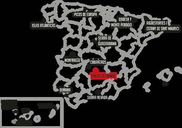 Parques Nacionales Tablas de Daimiel