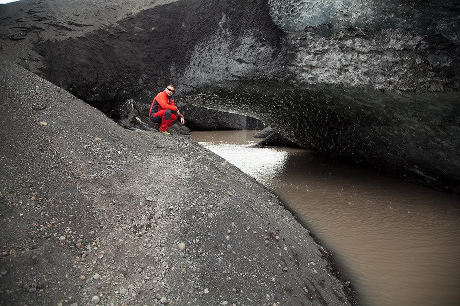 GlaciarSólheimajökull
