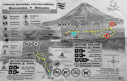 Volcán Arenal. Descubre Sin Limites