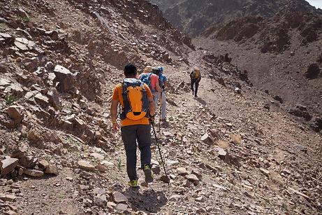 Jordan Trail, Columbus Discover Nature