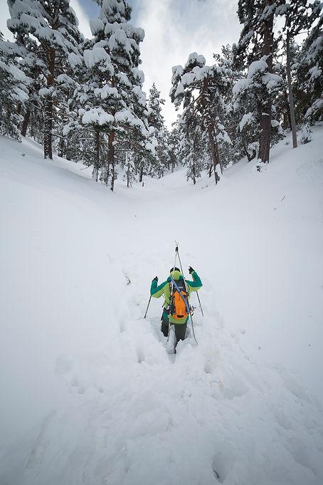 Mochila Peak 35