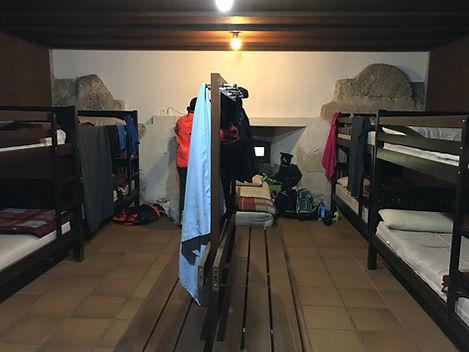 Habitación Monasterio Sobrado do Monxes