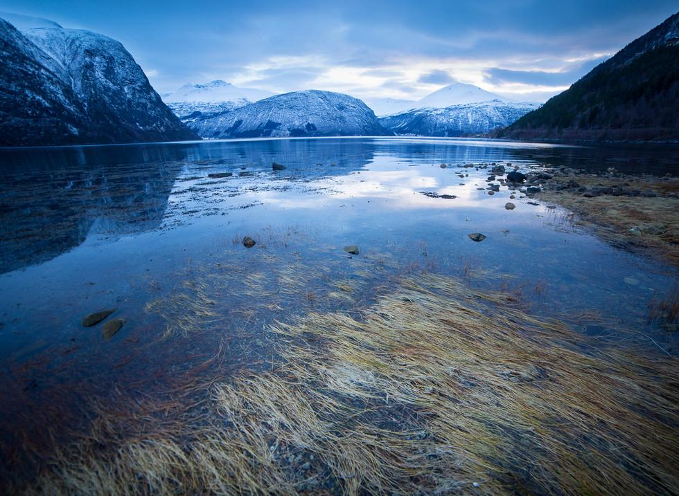 Fiordo Tafjord, Noruega