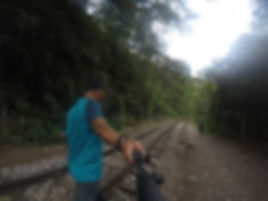 Salkantay Trek, Hidroelectrica - Aguas Calientes