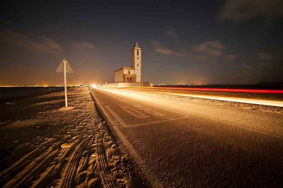 Fotografía Nocturna en Cabo de Gata