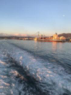 Ferry a Marruecos con tu furgo