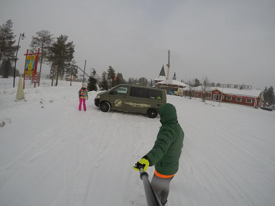 Napapiiri, Arctic Circle