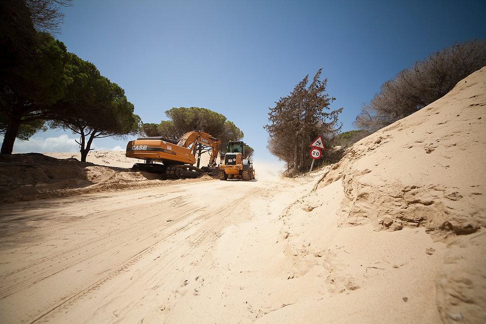 Viento de Levante, Punta Paloma