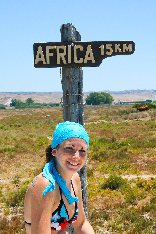 África 15 km