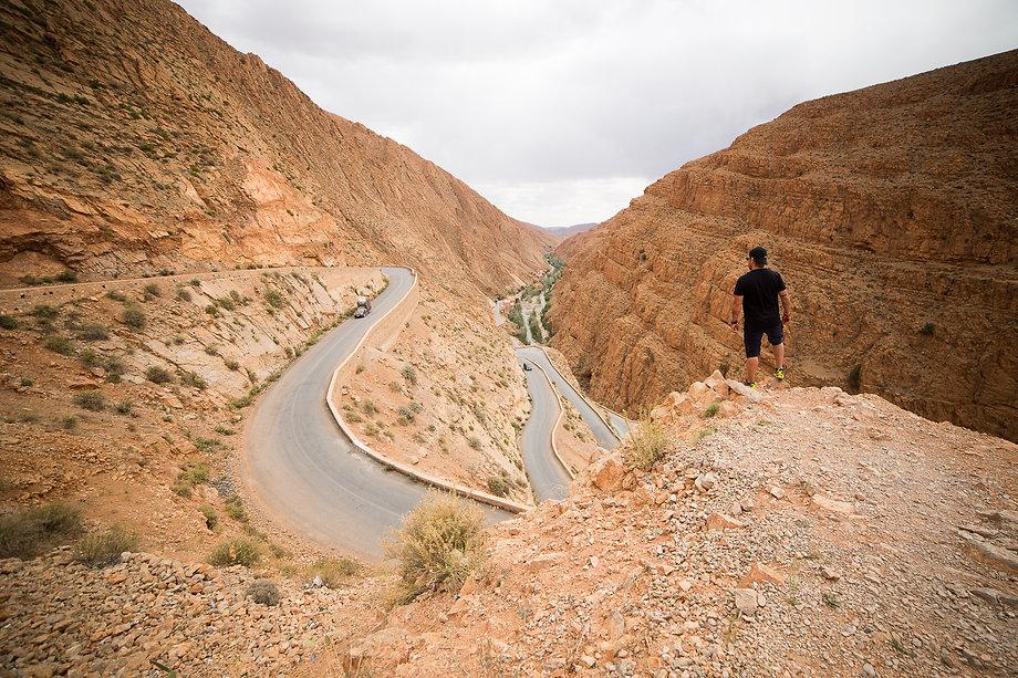Garganta del Dades, Marruecos