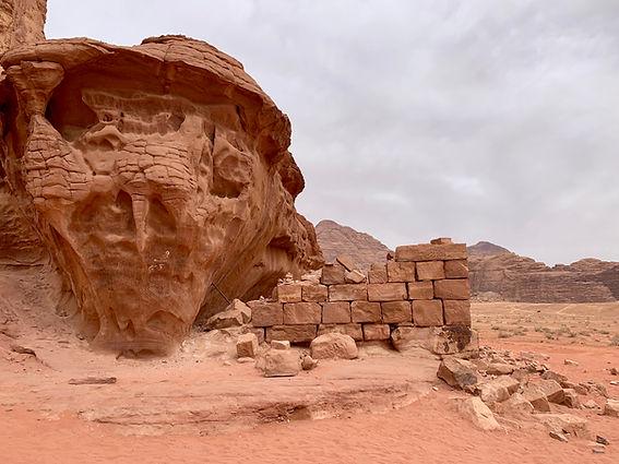 Casa Lawrence Arabia, Wadi Rum