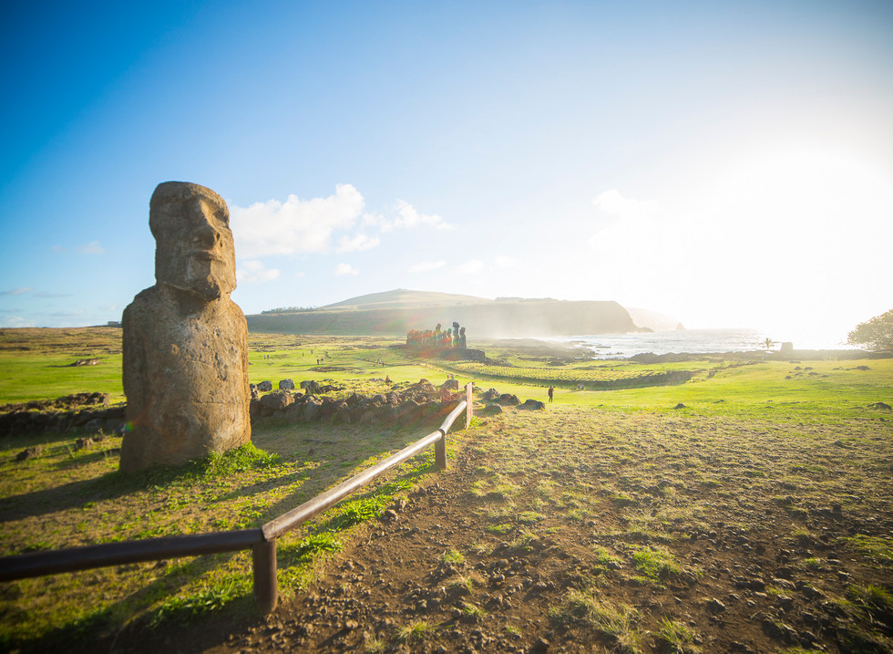 Parque Nacional de Rapa Nui, Isla de Pascua