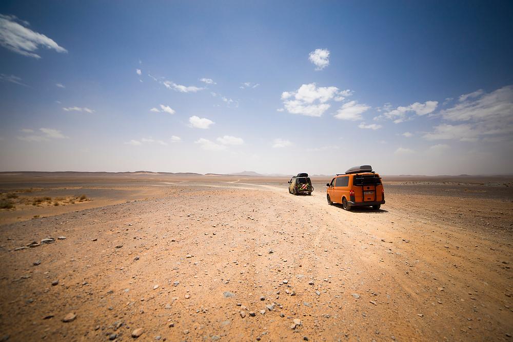 Sindrome Creativo y Descubre Sin Limites en Marruecos
