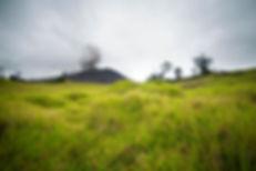 Volcán Turrialba. Costa Rica
