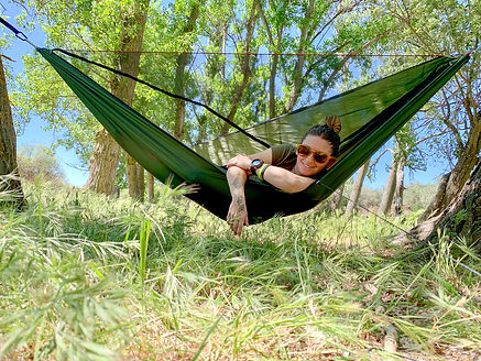 Hamacas camping, Descubre Sin Limites