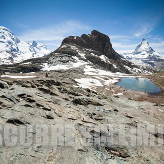 Mattherhorn, Alpes
