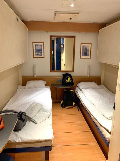 Ferry Noruega - Dinamarca
