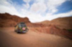 Camino hacia el Dadès, Descubre Sin Limites