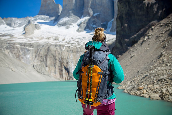 Trekking Base Torres del Paine, Chile