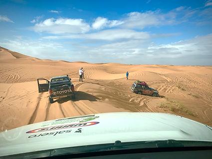 Rally Marruecos, Descubre Sin Limites