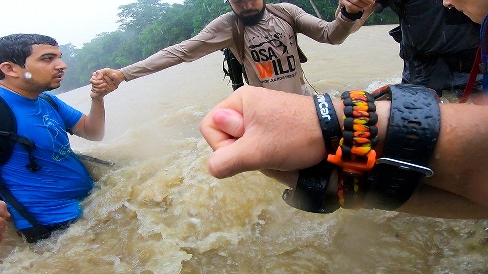 Parque Nacional de Corcovado, Costa Rica.