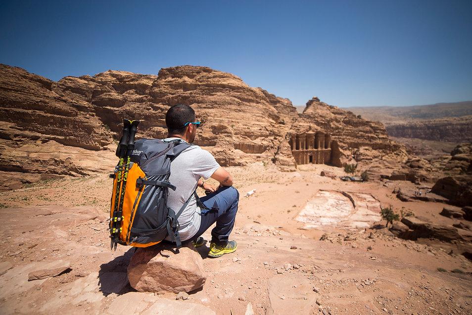El Monasterio, Petra. Descubre Sin Limites