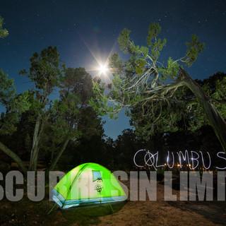 Nocturna en el Gran Cañón del Colorado