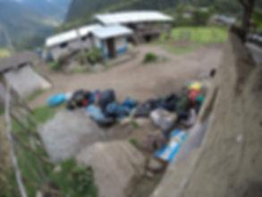 Camping Florentino, Salkantay Trek