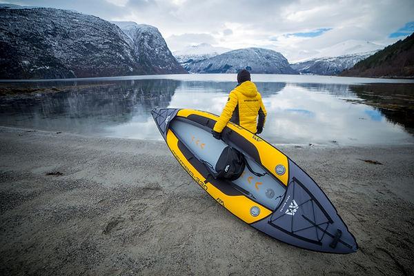Kayak hinchable Memba, Aqua Marina