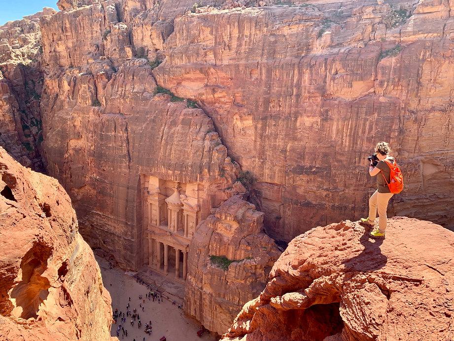 Petra, Jordania por libre
