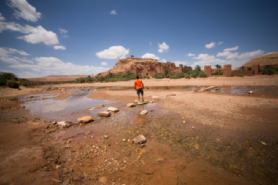 Ait Ben Hadu, Marruecos