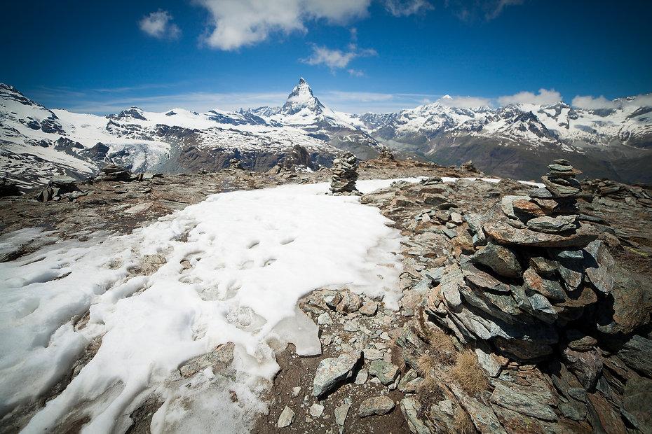 Trekking Cervino, Suiza