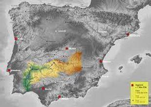 Cuenca Hidrografica Guadiana