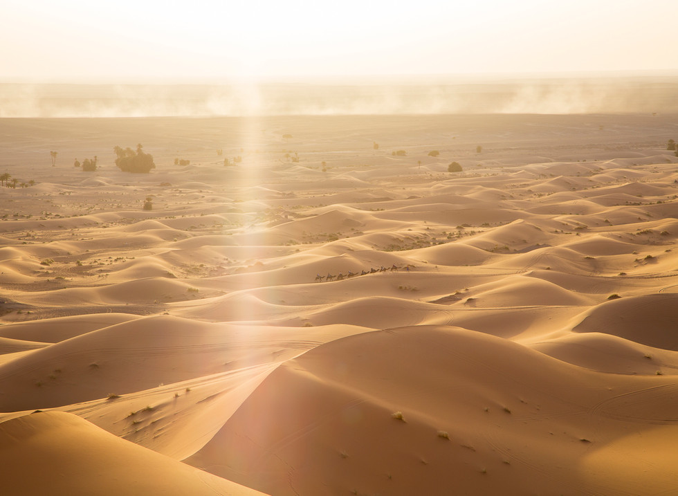 Erg Chebbi, Merzouga. Marruecos