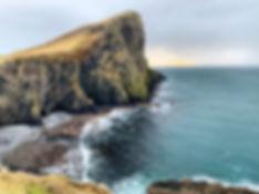 Neist Point. Isla de Skye