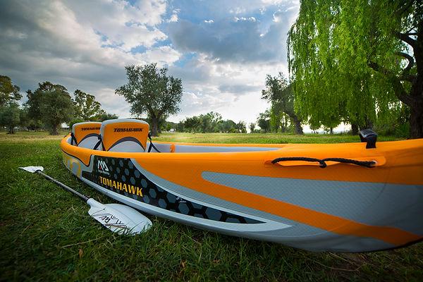 Kayak Tomahawk. Descubre Sin Limites