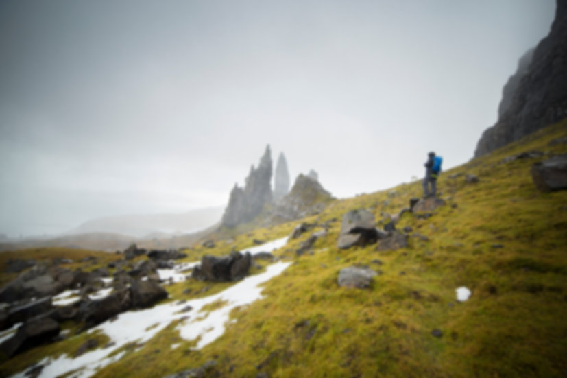 The Old Man of Storr, Escocia. Descubre Sin Limites