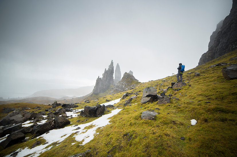 The Old Man of Storr, Escocia. Descubre Sin Limites