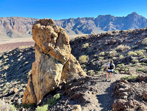 Trekking Roques de García, Descubre Sin Limites