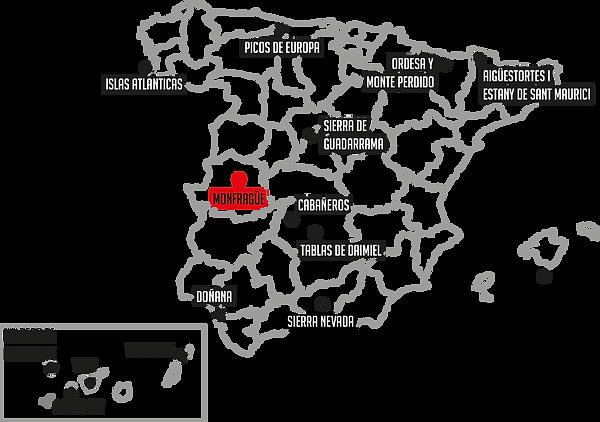 Parques Nacionales Monfragüe