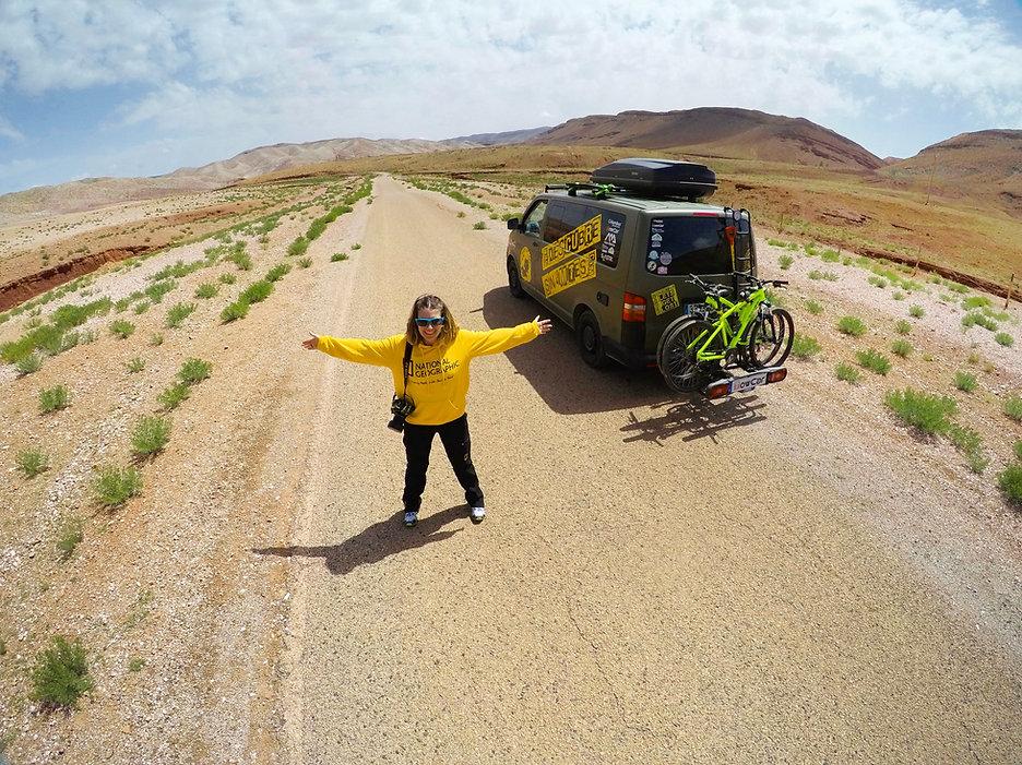 Marruecos en furgo. Descubre Sin Limites