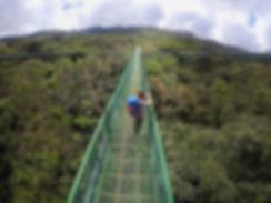 Puentes Colgantes, Monteverde. Descubre Sin LImites