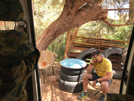 Marruecos en furgoneta. Descubre Sin Limites