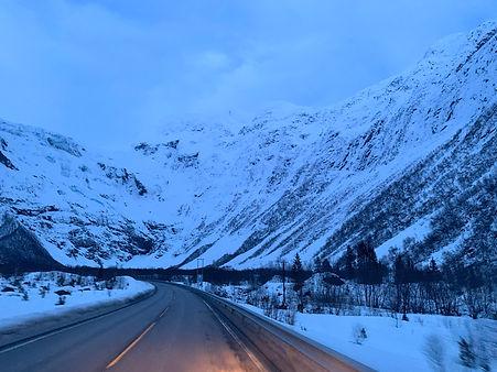 Noruega en furgoneta. Descubre Sin Limites