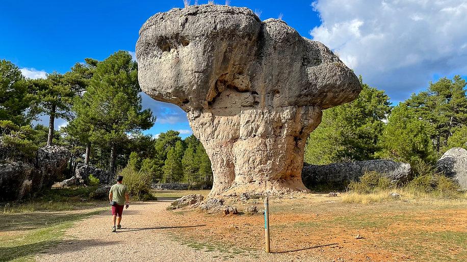 Ciudad Encantada, Cuenca, Descubre Sin Limites