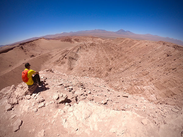 Valle de Marte, Atacama