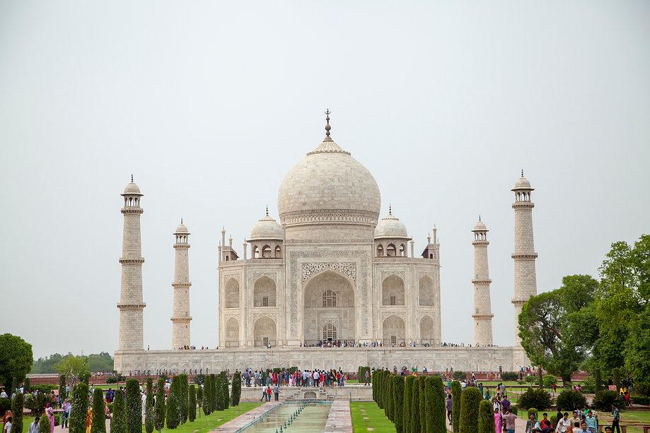 Taj Mahal, Descubre Sin Limites