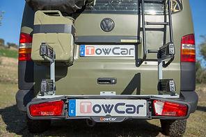 Portaesquís Aneto, TowCar