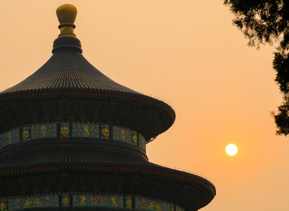 Templo del Sol, Pekin. China