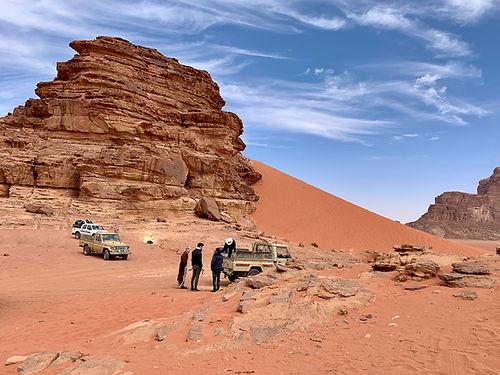 Wadi Rum, Jordania. Descubre Sin Limites